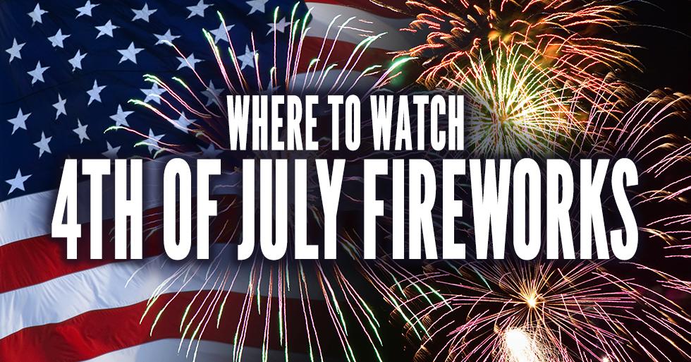 WCIU, The U | Fireworks in Chicago